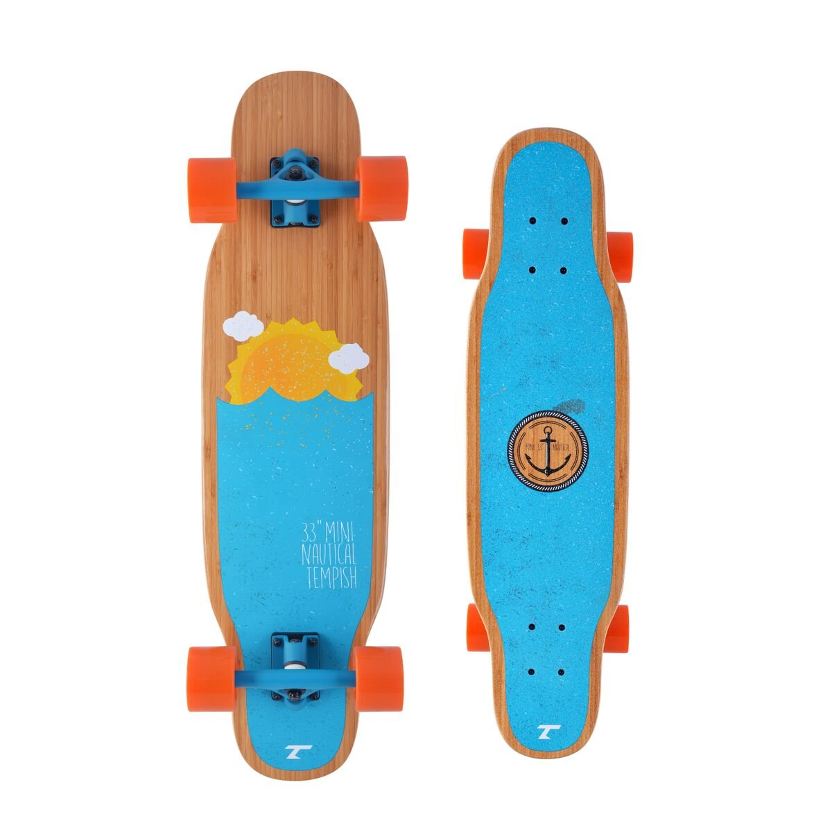 "Tempish - Mini Nautical 33"" - longboard"