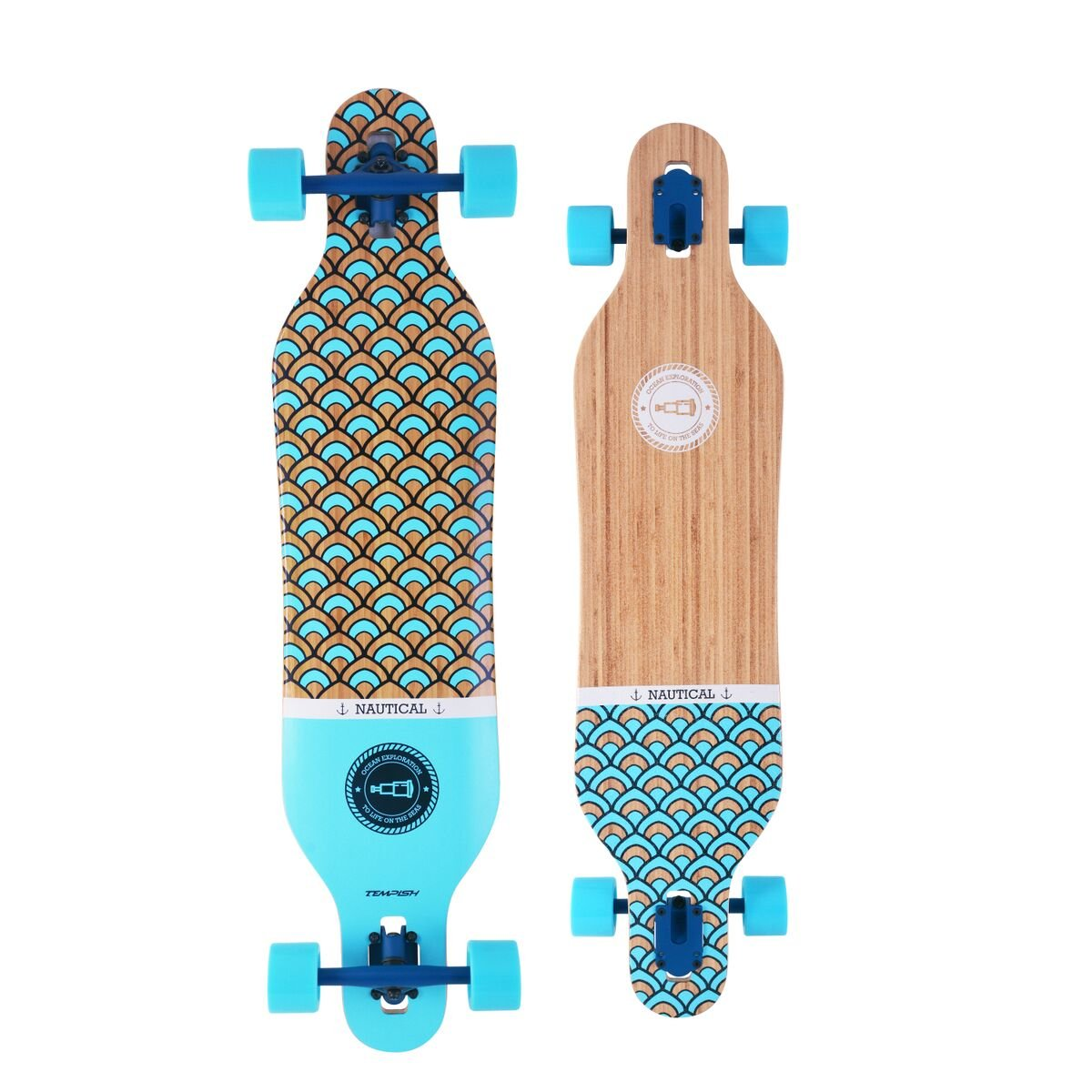 "Tempish - Nautical 41"" - longboard"