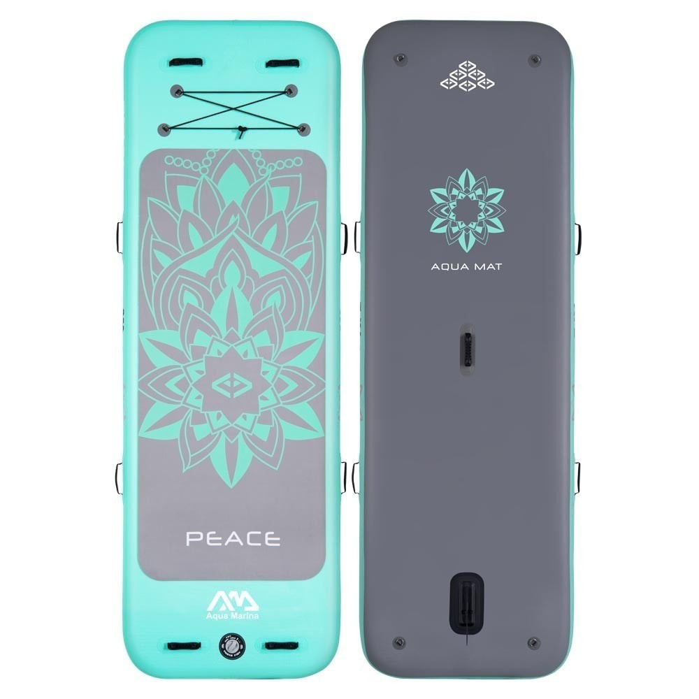 FITNESS MATRACE AQUA MARINA PEACE 9,9-39 - paddleboard