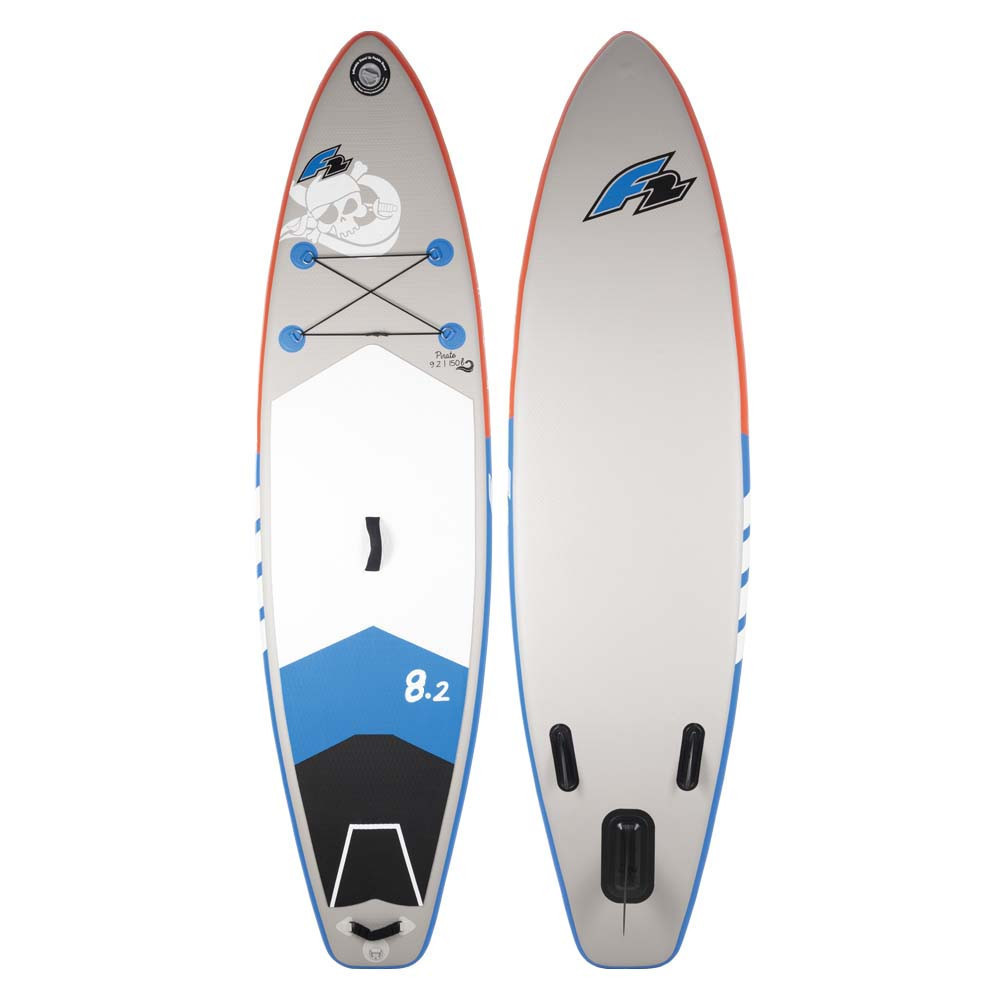PADDLEBOARD F2 PIRATE 8,2-26 - JUNIOR - paddleboard