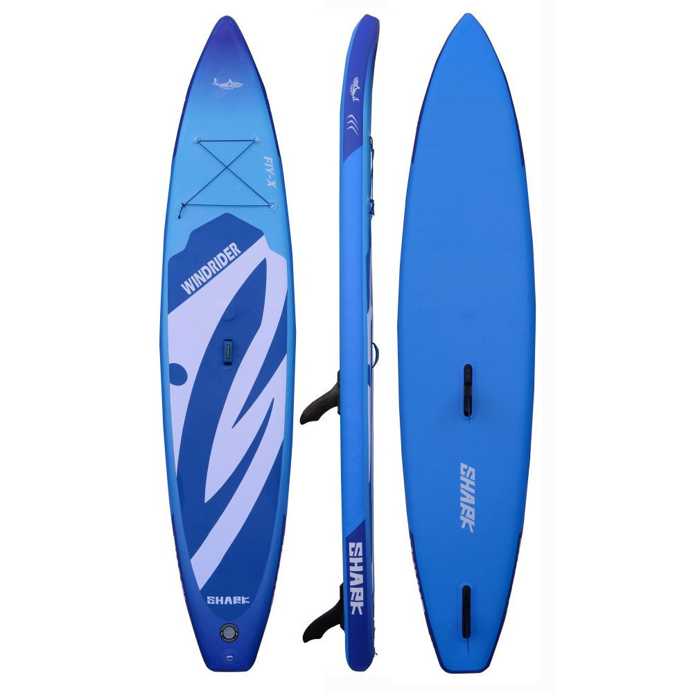 PADDLEBOARD SHARK WINDSURF FLY T 11-34' - paddleboard