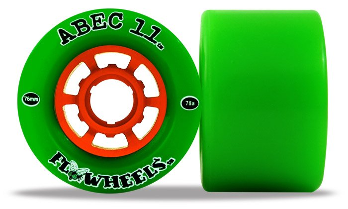Abec 11 - Flywheels 76mm