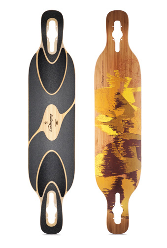Loaded Dervish sama longboard deska