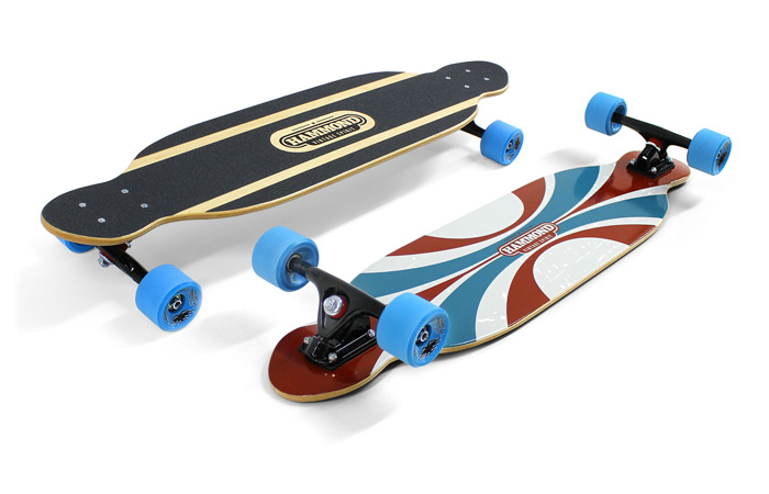 Hammond Longboards - Piper 37 longboard