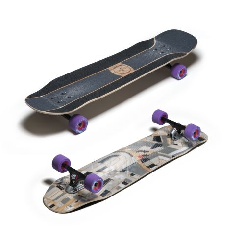 Overland Loaded longboard komplet