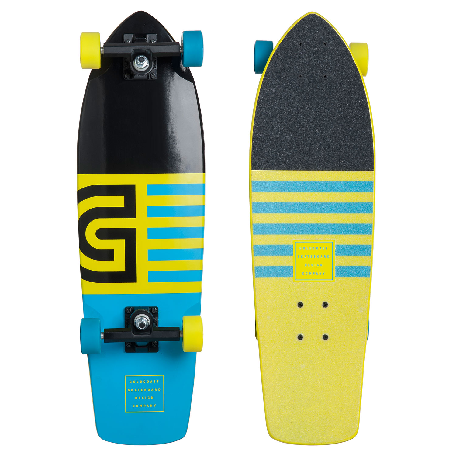 Goldcoast Jetty cruiser - longboard