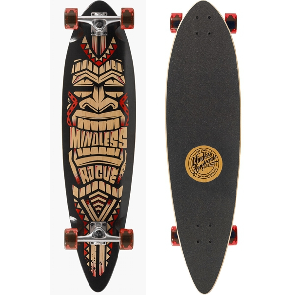 Mindless - Rogue V3 Red -  longboard