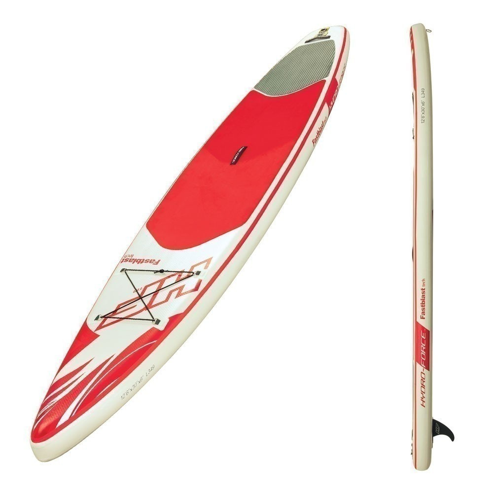 PADDLEBOARD HYDROFORCE FASTBLAST TECH 12,6-30 - paddleboard