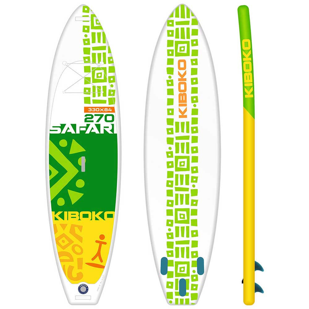 PADDLEBOARD KIBOKO SAFARI 270 FT 10,10-33