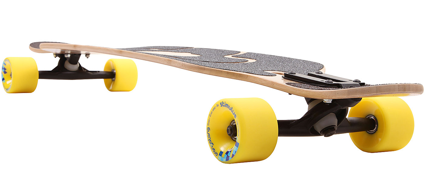 Tan Tien - Loaded - longboard