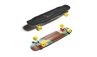 Tesseract - Loaded - longboard deska