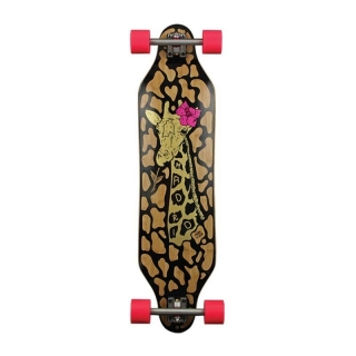 "Madrid Missionary 37.375"" Long Neck - longboard"