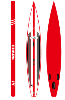 SHARK racing 14' paddleboard