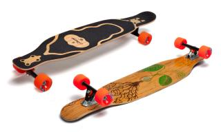 Fattail - Loaded - longboard